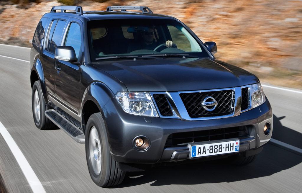 Pathfinder Turbo >> 4000 euros de remise ou reprise sur le gros 4x4 Nissan ...
