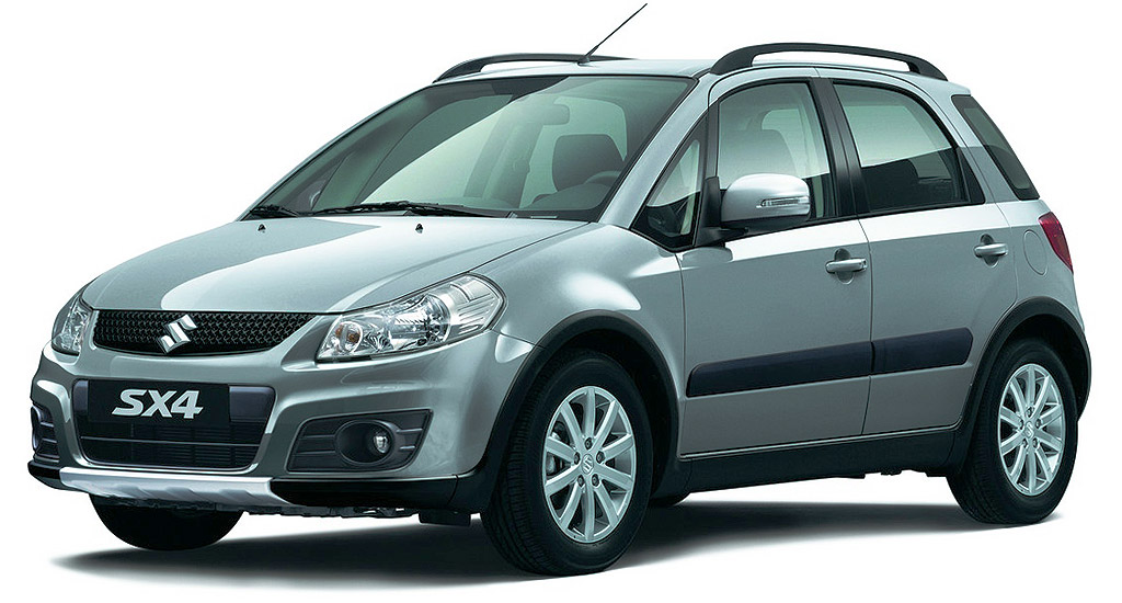 la s rie sp ciale suzuki sx4 xplore 4x4 diesel 135 ch 20990 euros auto moins. Black Bedroom Furniture Sets. Home Design Ideas