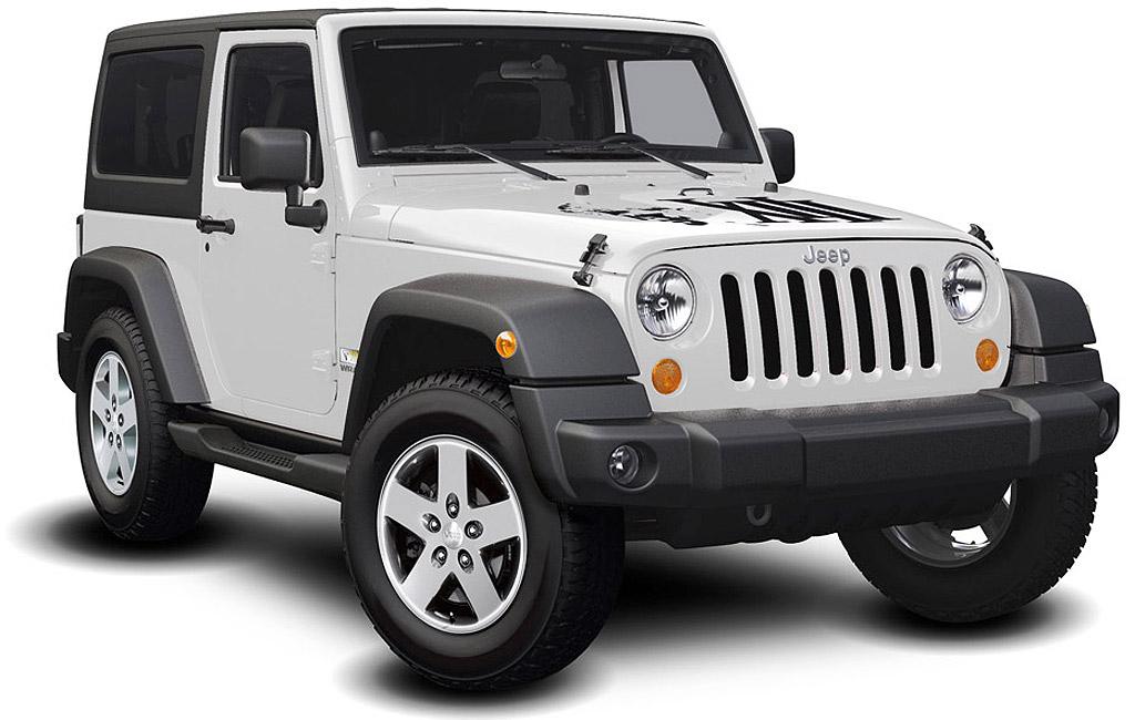 s rie limit e xiii de la jeep wrangler 39 exemplaires 31990 euros auto moins. Black Bedroom Furniture Sets. Home Design Ideas
