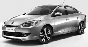 Renault-Fluence Black Edition