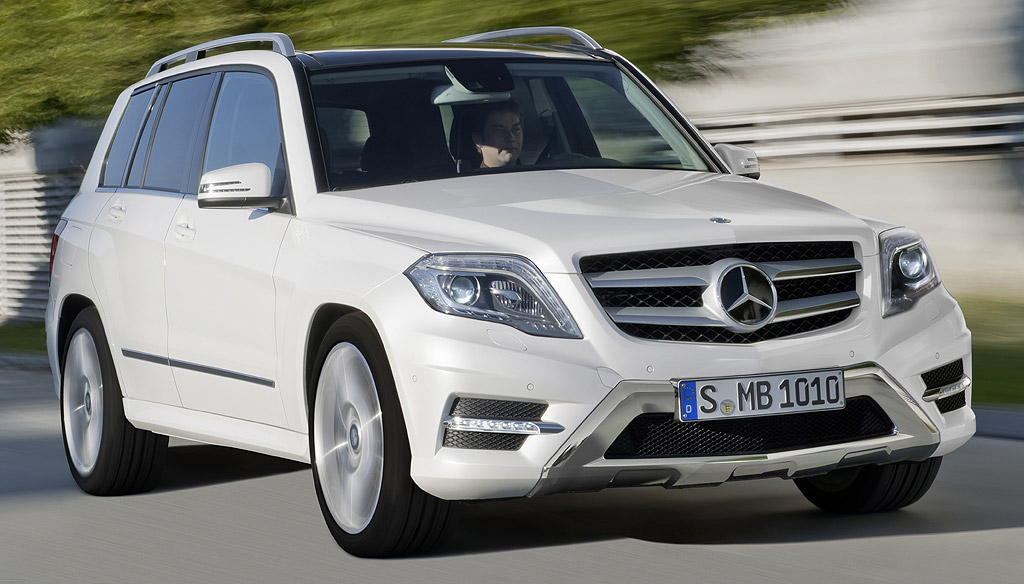 le mercedes glk essence ou diesel avec la transmission 4matic 1 euro auto moins. Black Bedroom Furniture Sets. Home Design Ideas