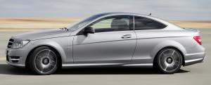 Mercedes coupé classe C