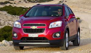 Chevrolet-Trax