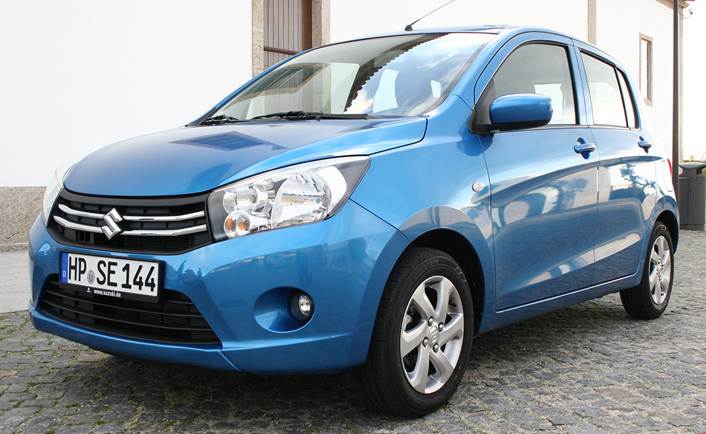 suzuki celerio une 5 places 7390 avec une reprise auto moins. Black Bedroom Furniture Sets. Home Design Ideas