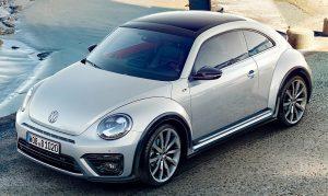 Coccinelle, la VW New Beetle