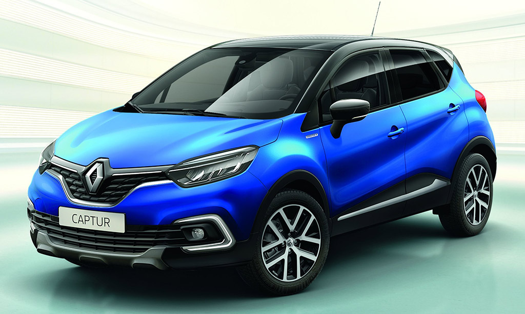 Renault Captur Koeajo